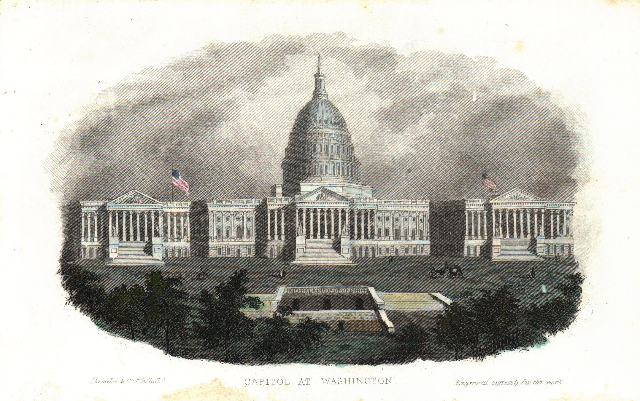 Capitol at Washington
