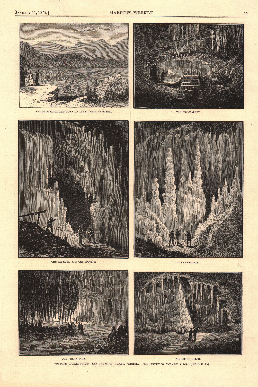The Caves of Luray, VA