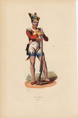 Soldat Hindou
