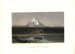 Mount Hood, from the Columbia