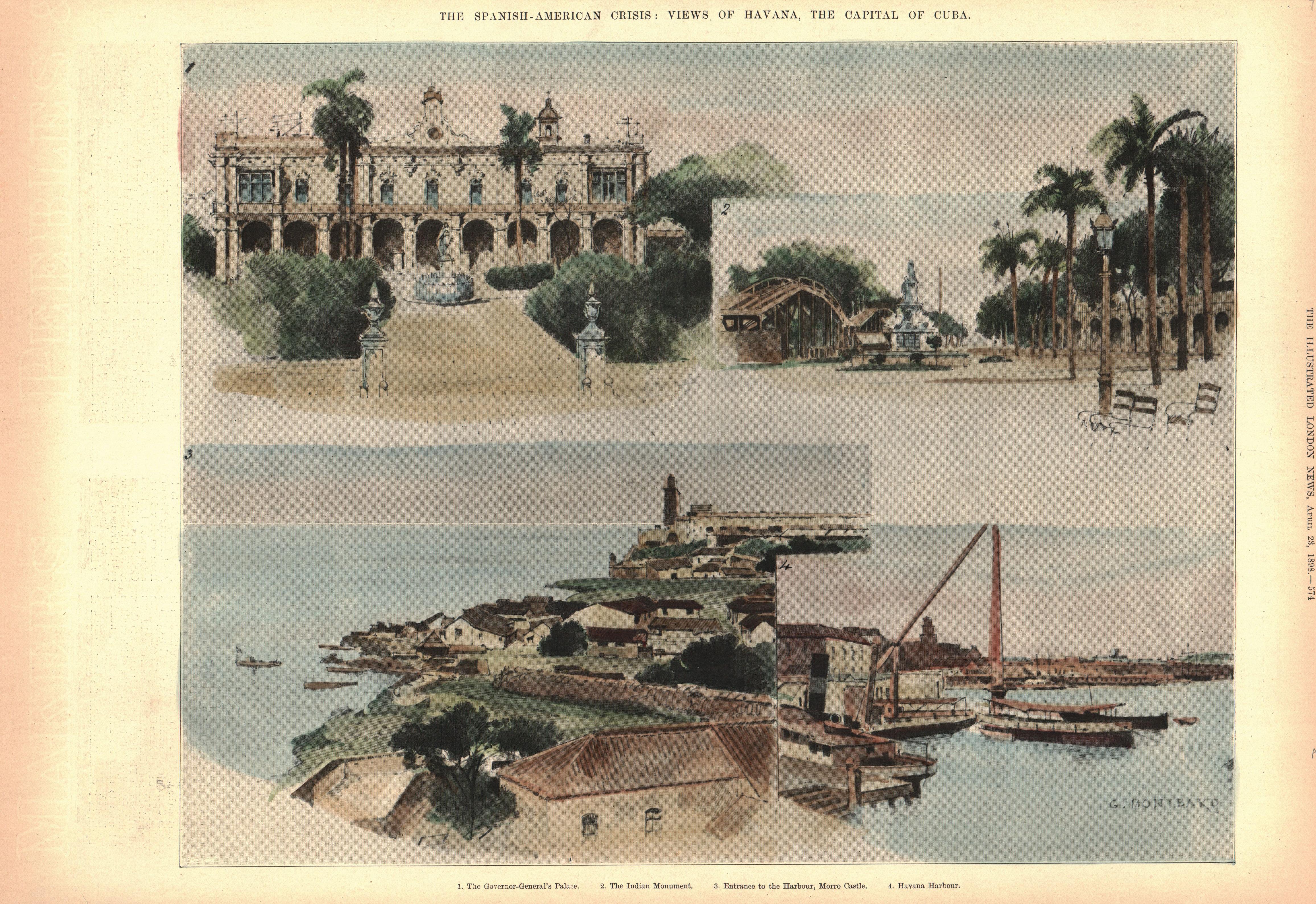 Views of Havana,