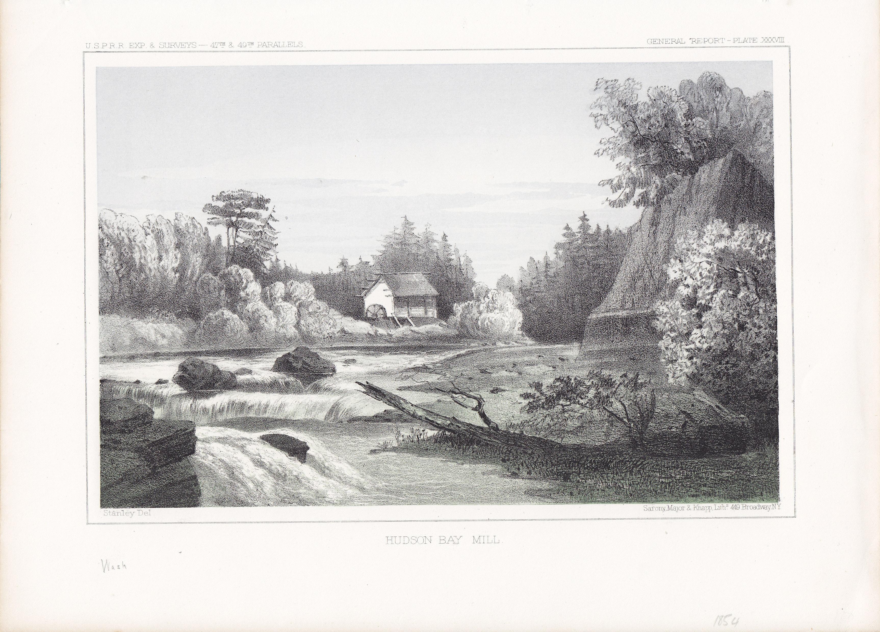 Hudson Bay Mill