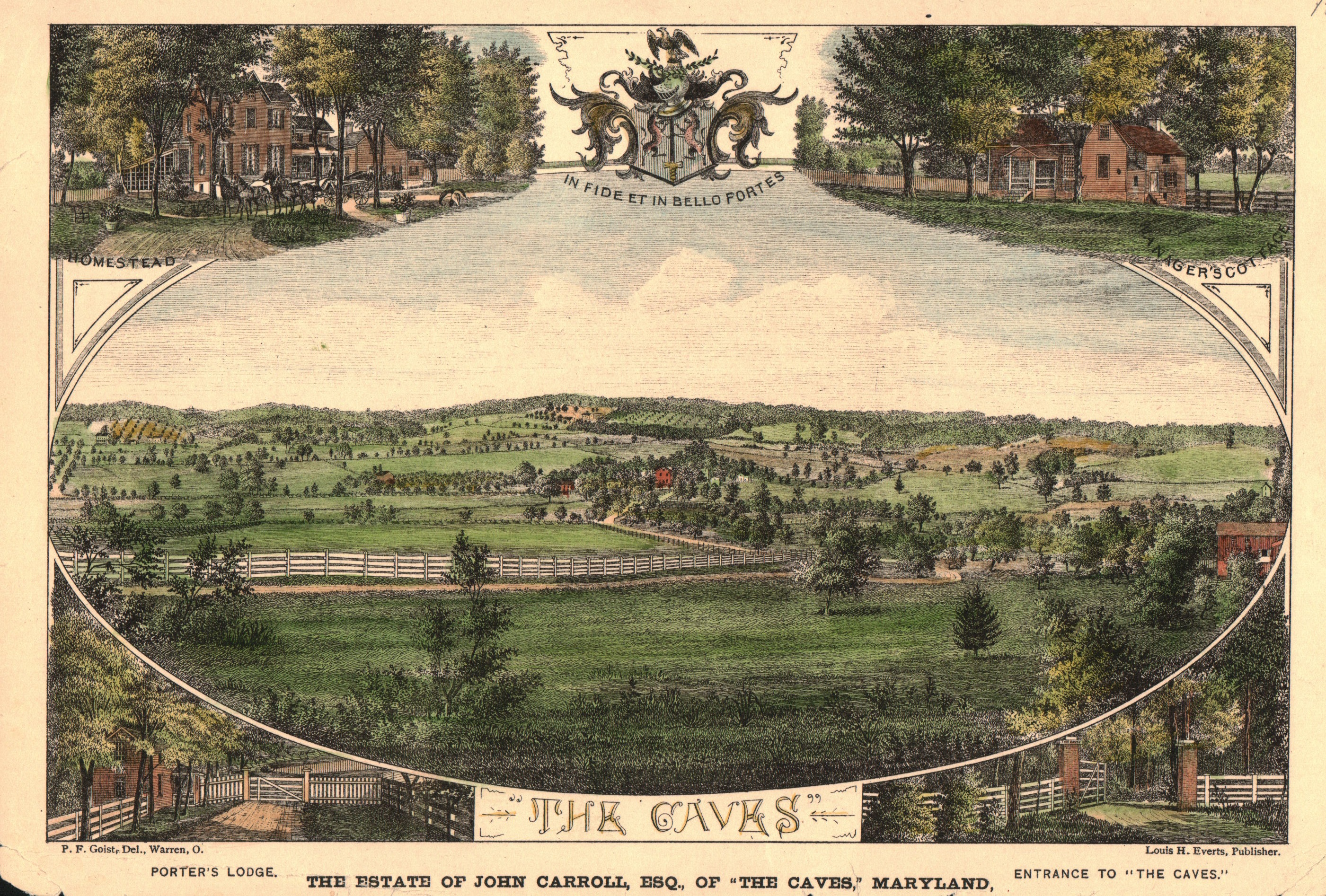 The Caves-Estate of John Carroll