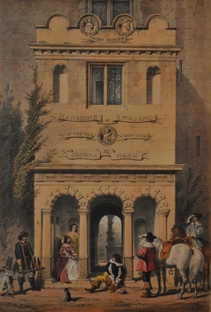 Porch, Cranbourne, Dorsel