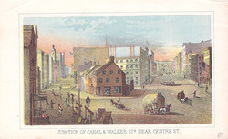 Junction of Canal and Walker St