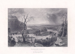 Harper's Ferry (from the blue ridge)