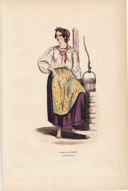 Femme de L'ukraine