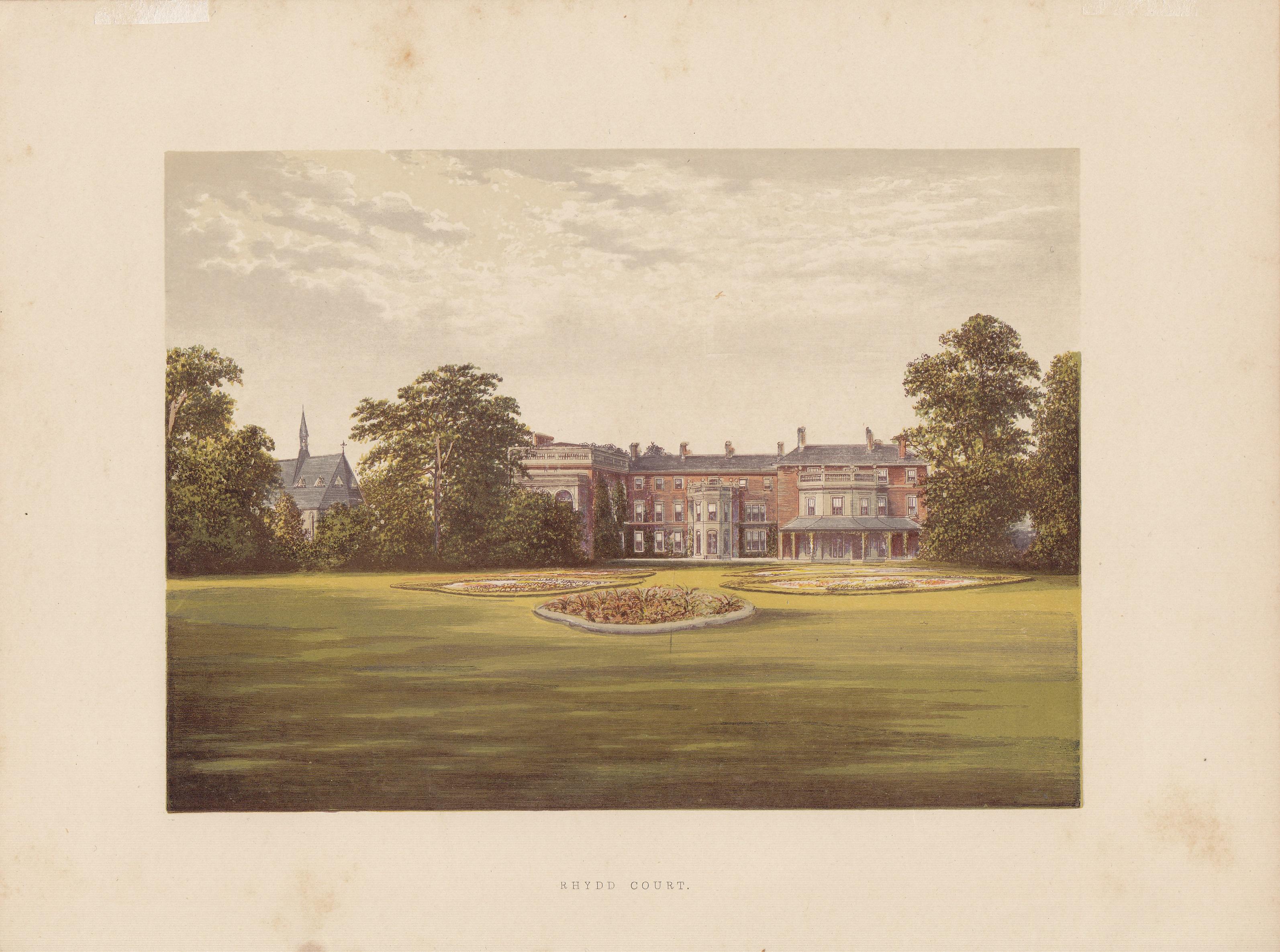 Rhydd Court
