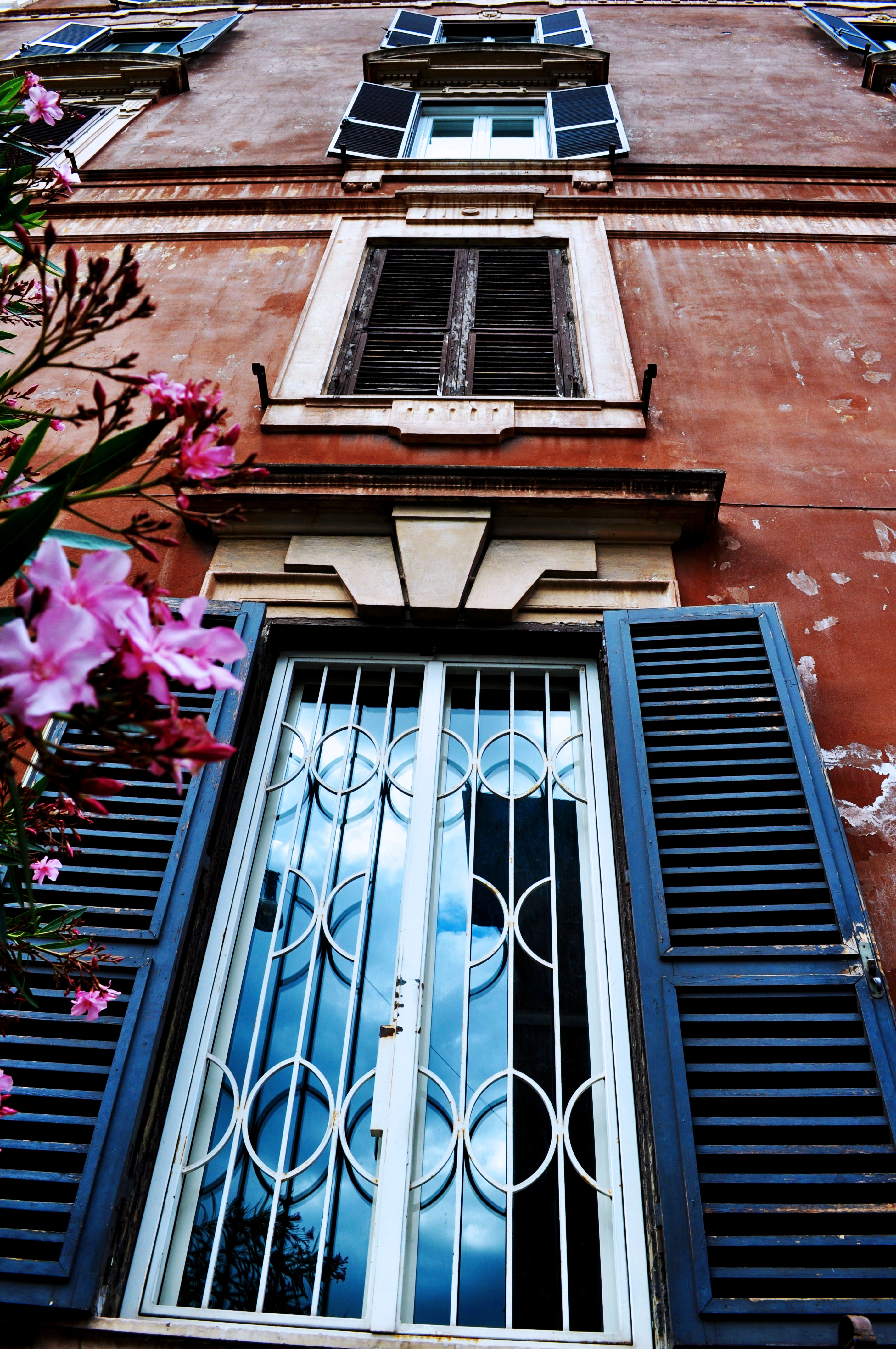 Roman Window