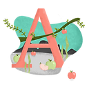 A voor appel
