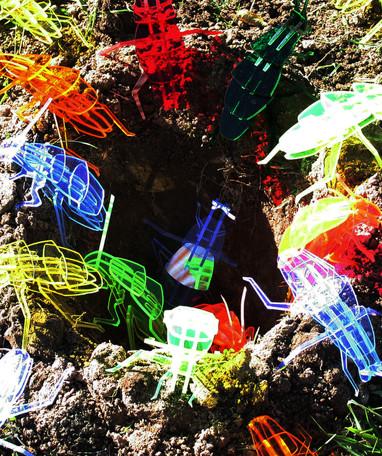 The Intrusion (installation image 2), 2014