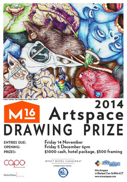 Drawing Prize Poster 2014