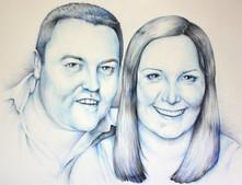 Couple Portrait, 2013