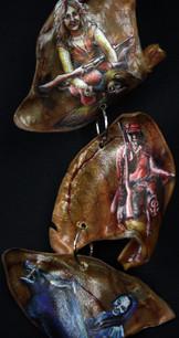 Piggin' (Detail 3), 2014