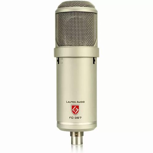 Micro Thu Âm Lauten Audio Atlantis FC-387 Condenser Microphone