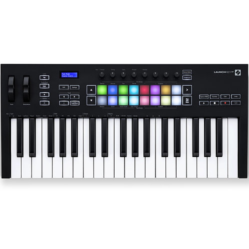 Novation Launchkey 37 MK3 Midi Controller