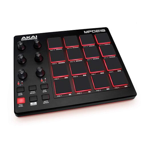 Akai MPD 218 - Pad Controller