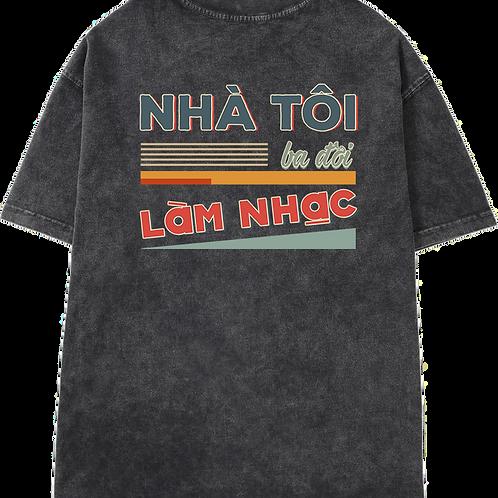 Áo Thun Producer - Wash T-Shirt