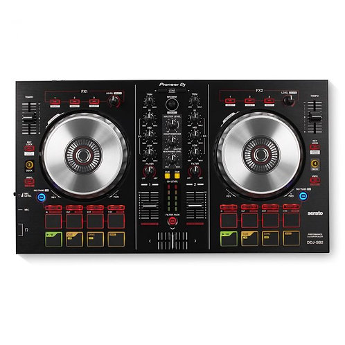 Pioneer DJ DDJ-SB2 2-Channel Serato DJ Controller