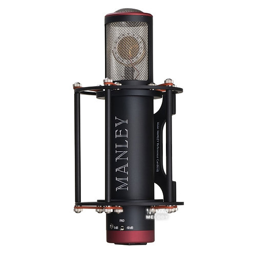 Manley Reference Cardioid Tube Microphone - Mic Phòng Thu Đẳng Cấp