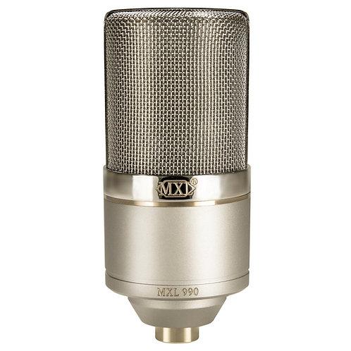 MXL 990 Microphone Heritage Edition - Mic Thu Âm Chuyên Nghiệp