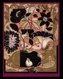 Coming Spring Kimono