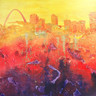 St. Louis in Red