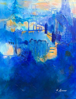 Misty Bridges