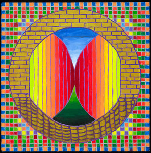 Arch and Chromo Mandala