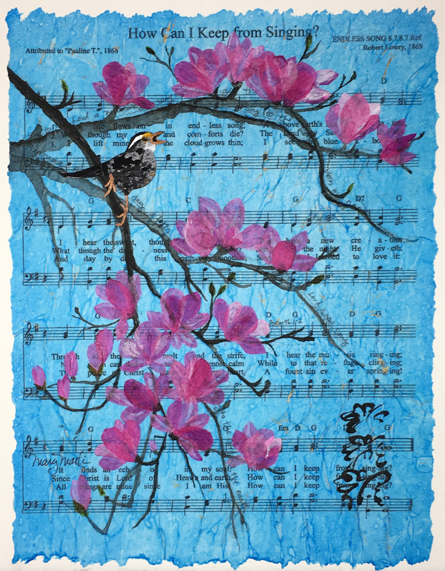 How Can I Keep from Singing? Spring