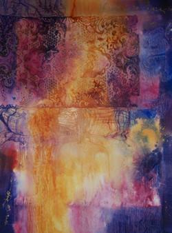Beginning of a Tapestry