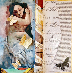Love letter - Picasso Series #14