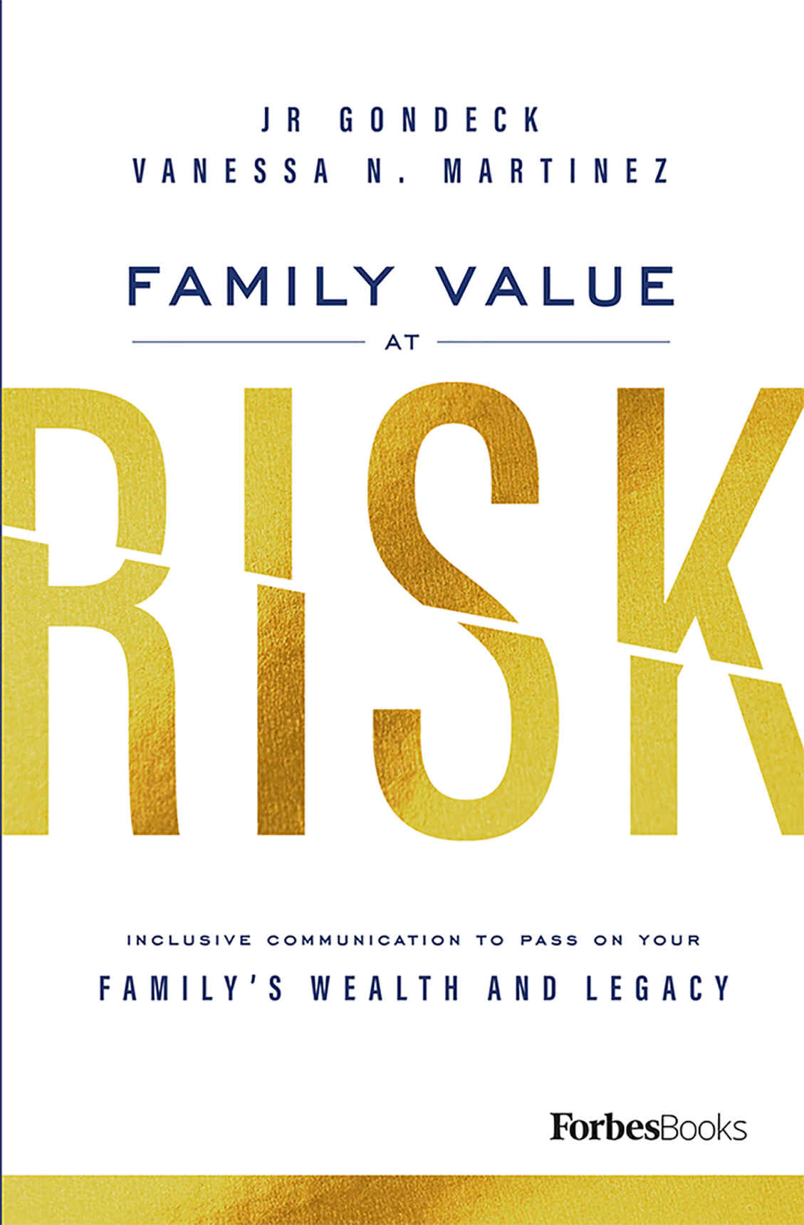 Family Value at Risk by Gondeck