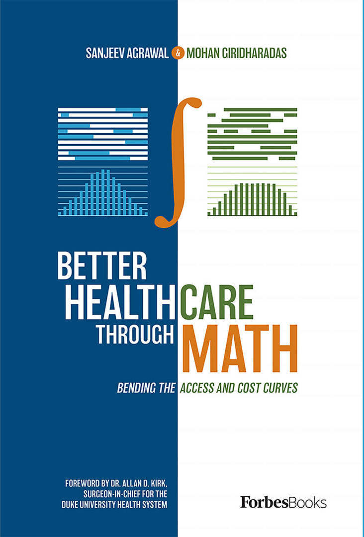 Better Healthcare Through Math by Sanjee