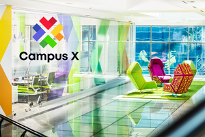 Campus X-offices-tech ecosystem