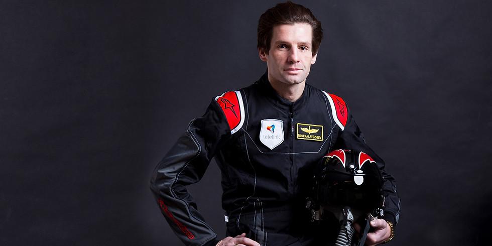 Flying to the Limit with Nikolay Kalaydzhiev, Pilot