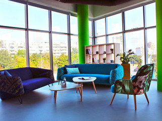Building your dream office with custom design