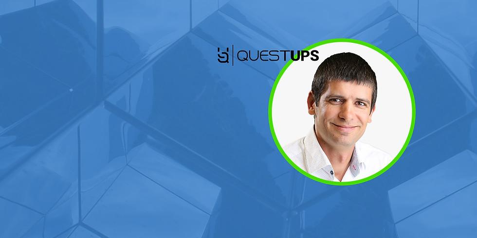 Questups 1.1: Startup Profiling with Guest mentor: Svetozar Georgiev Co-Founder of Campus X & Telerik Academy