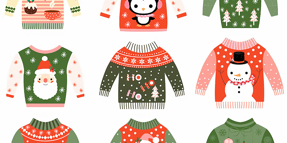 Ugly Sweater Party - Ladies' Night Out!