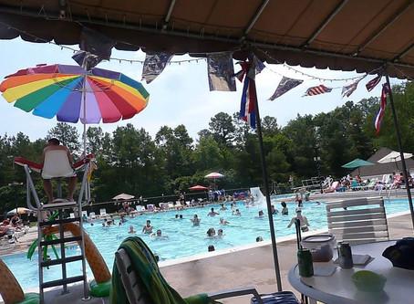 Pool Opening Update