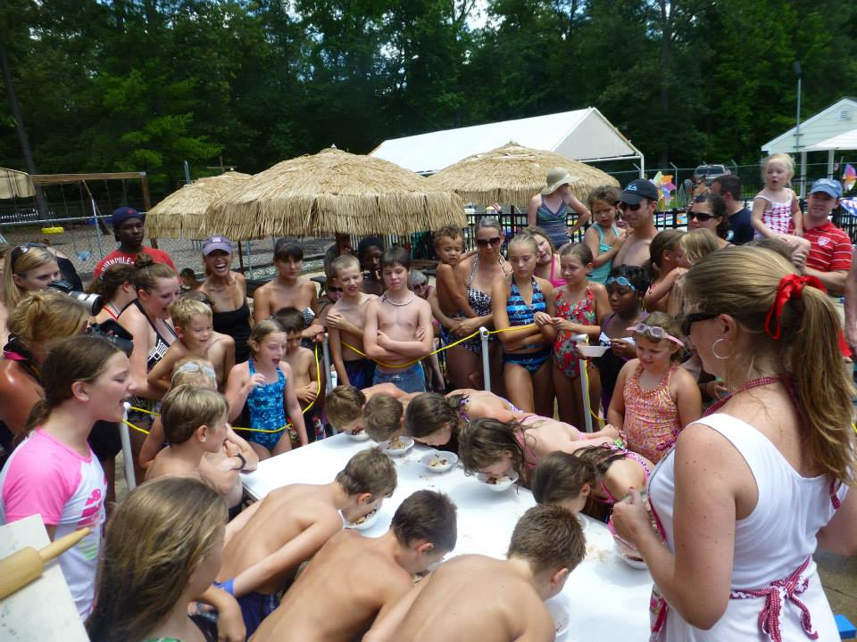 Walton Park Pool Party!