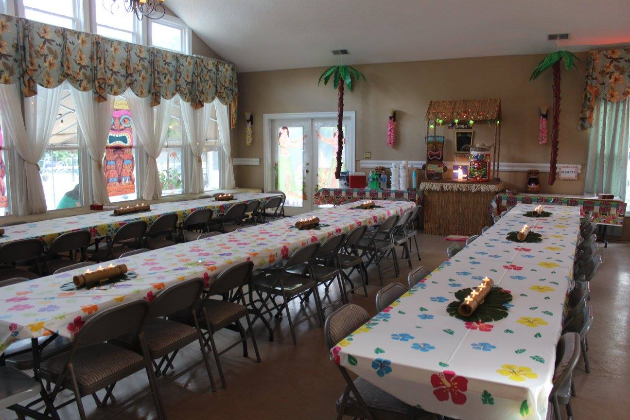 Walton Park Clubhouse Inside