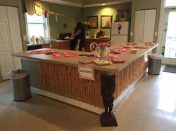 Walton Park Clubhouse Kitchen