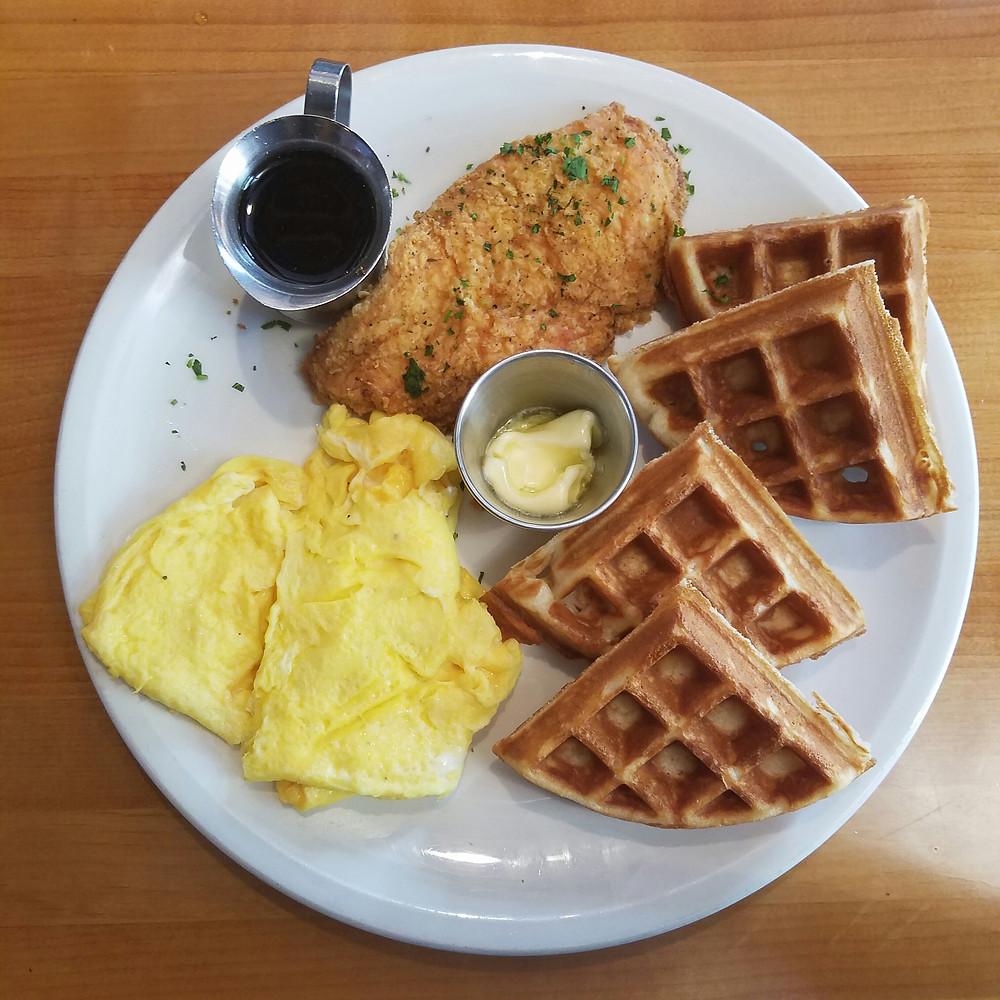 State & Allen's Chicken & Waffle