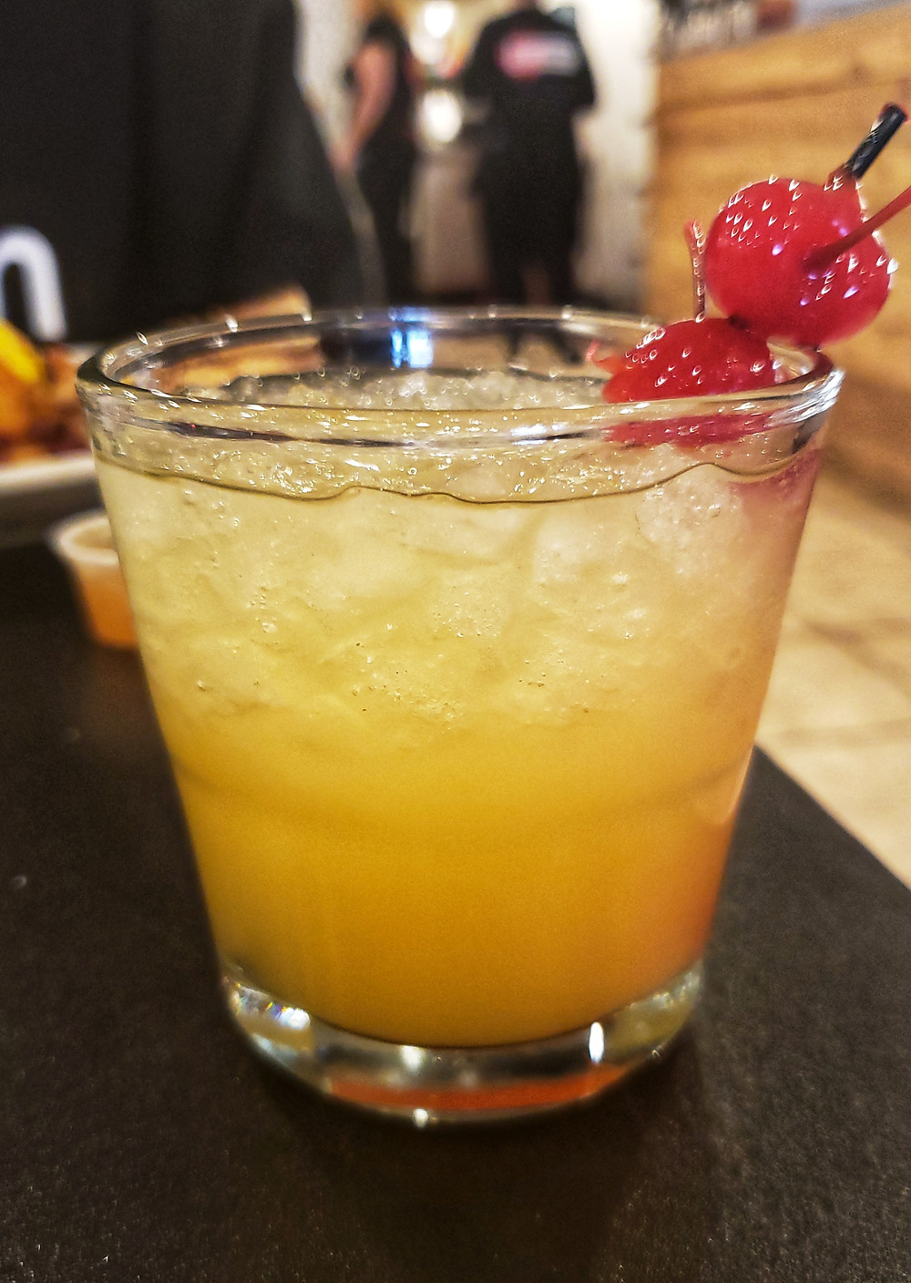 The Sasquatch was a great brunch drink. Definite recommendation!