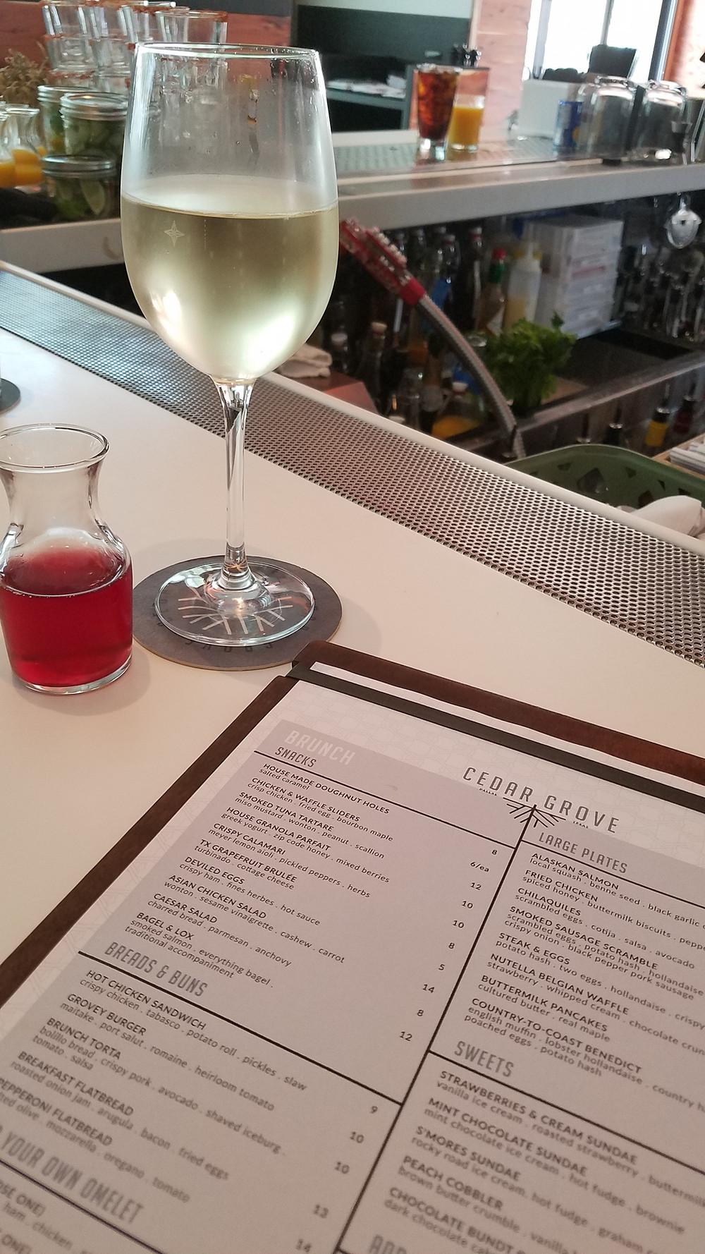 Pour-To-Your-Taste Mimosas & Poinsettias!