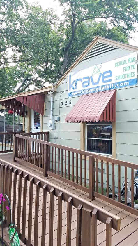 Krave Celebrates Your Childhood