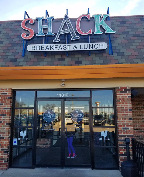 Get Cozy At The Shack
