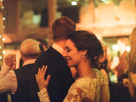 Bröllop på Rosenhanska Magasinet