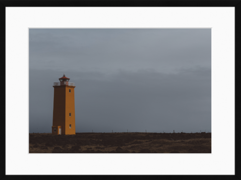 01. Orange Light House